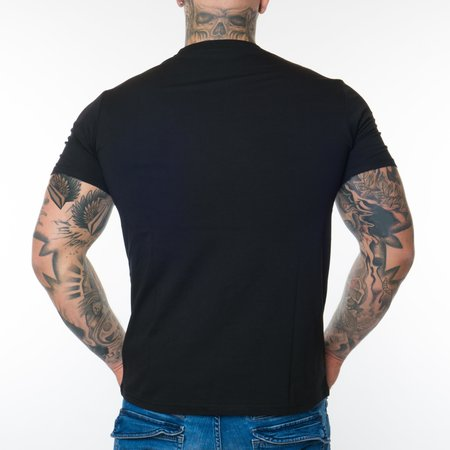 Alpha Industries Basic T-Shirt (Schwarz)