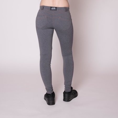 Nebbia Bubble Butt Leggings 253 (Grau)