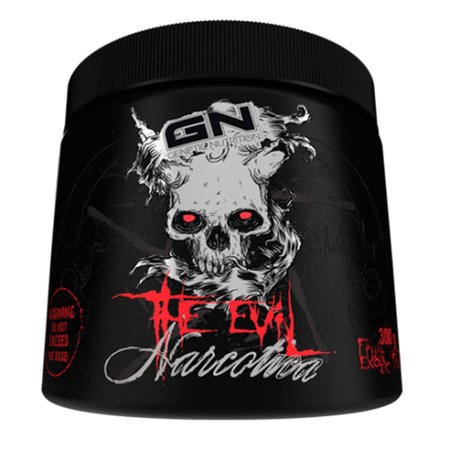 GN Laboratories Narcotica The Evil (250g, Exotic Fruit)