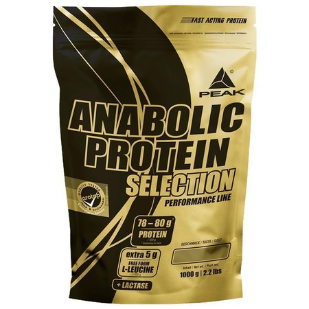 PEAK Anabolic Protein Selection (1000g)