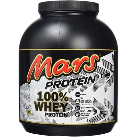 Mars 100% Whey Protein Powder (1800g)