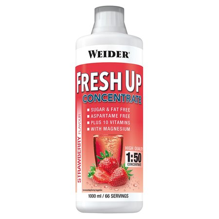 Weider Body Shaper Fresh Up Concentrate (1000ml)