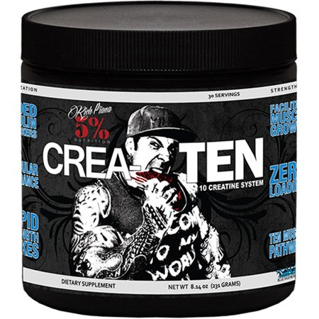 Rich Piana 5% Nutrition Crea Ten (231g)