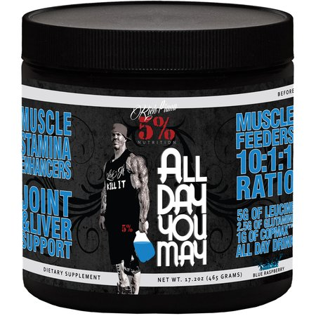 Rich Piana 5% Nutrition All Day You May (465g)