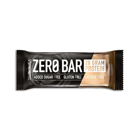 BioTech USA Zero Bar (20x 50g)