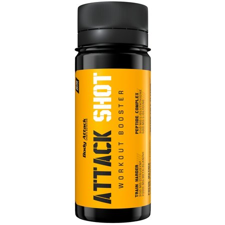 Body Attack ATTACK Shot (20x 60ml)