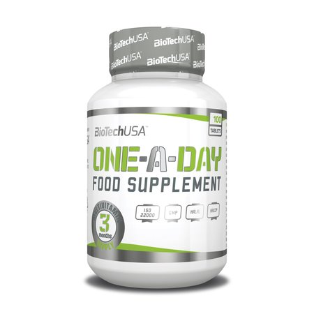 BioTech USA One a Day (100 Tabletten)